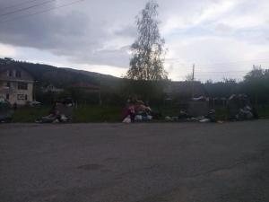 боклуците в Драгичево