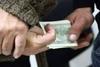 Телефонните измами - обаждане за подкуп